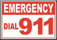 Emergency Dial 911